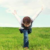 Flyvende barn fra cfrb